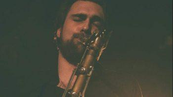 Martijn de Jong saxofonist
