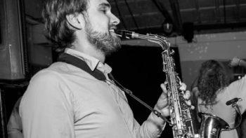 Martijn de Jong saxofonist forward events
