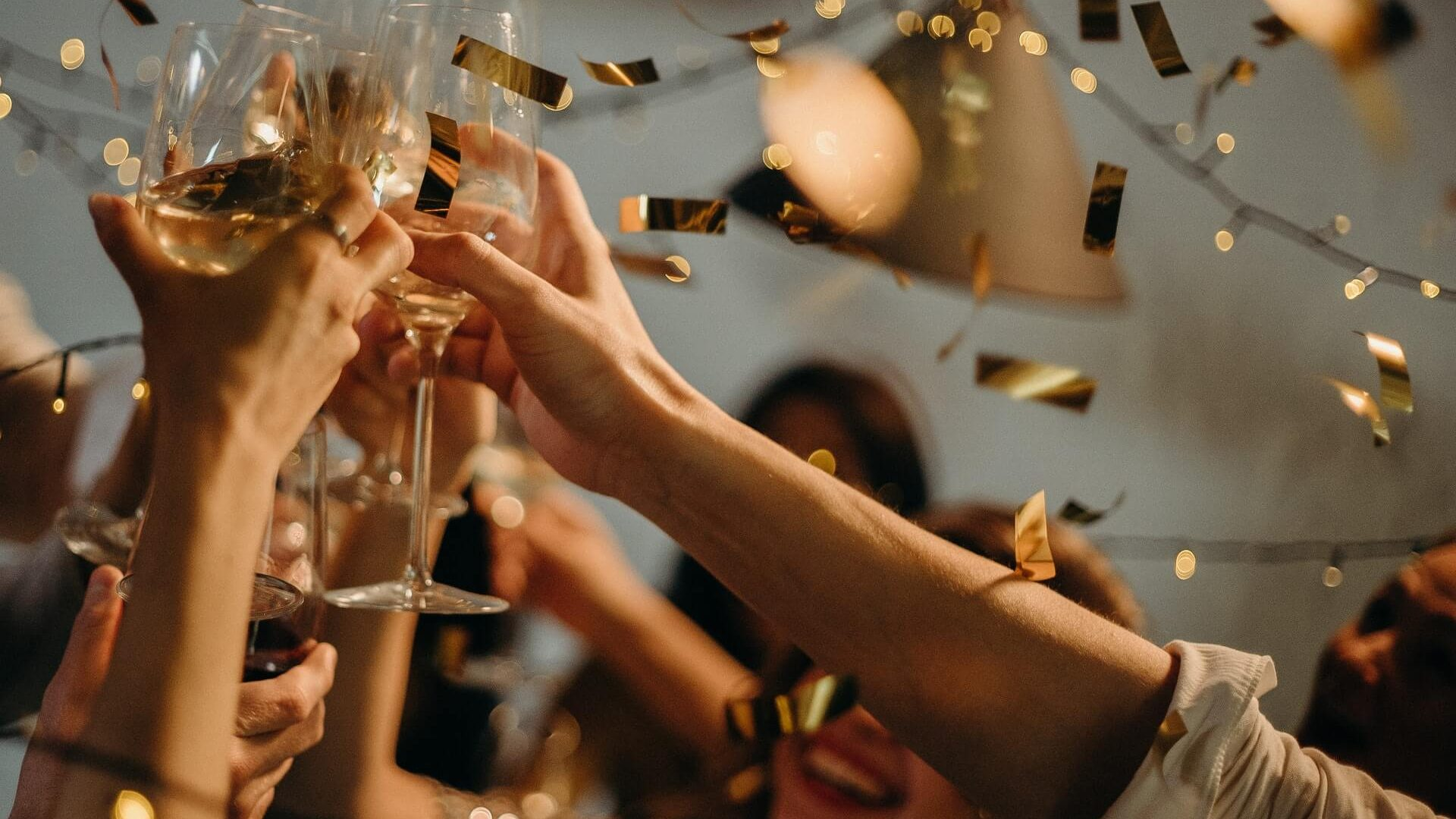 Trouwfeest | Party | Proost