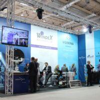 Beursstand Expo stand Werkina / Oceansat Duitsland