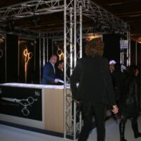 Beurs standbouw   Expo stand   H30V Prolyte truss verhuur   Hair Experience
